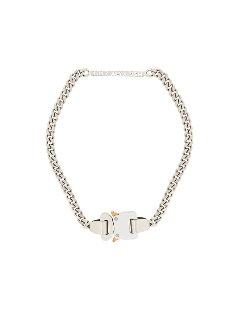 1017 ALYX 9SM BUCKLE NECKLACE - 아데쿠베