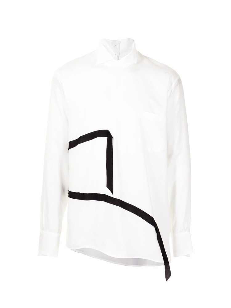 TANCEL PULL OVER SHIRT - 아데쿠베