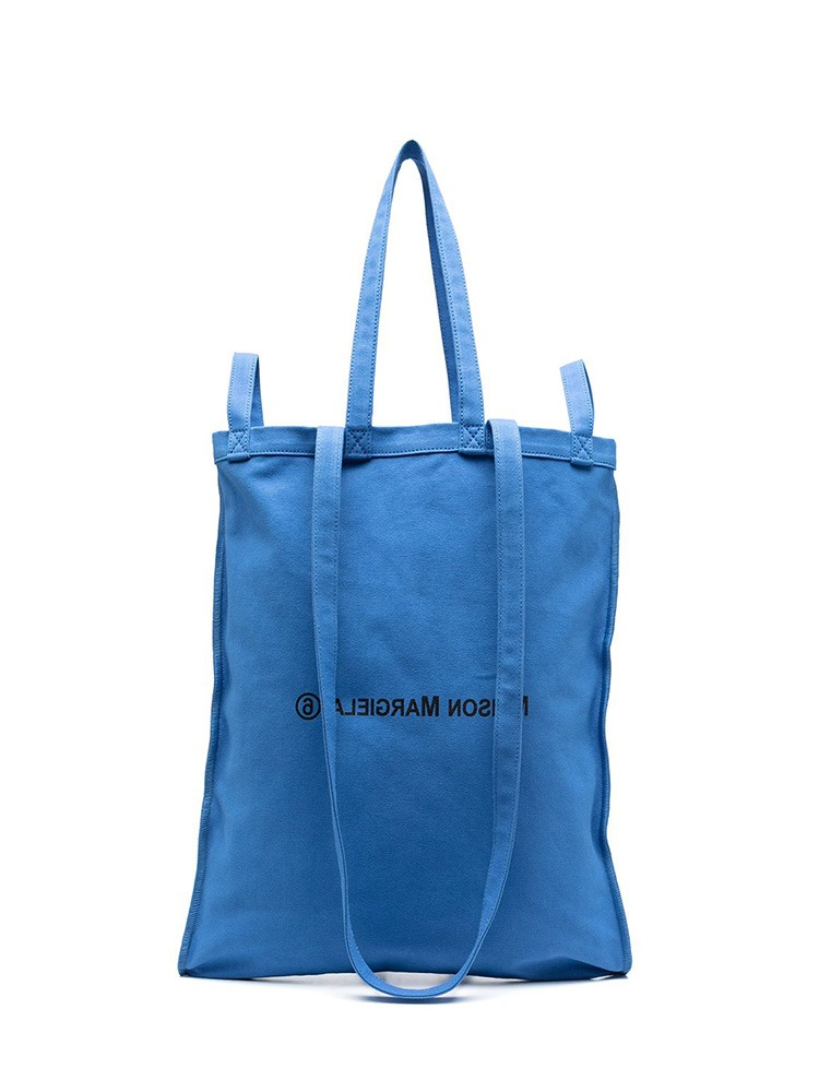 BERLIN 6 HANDLE LARGE CANVAS BAG - 아데쿠베