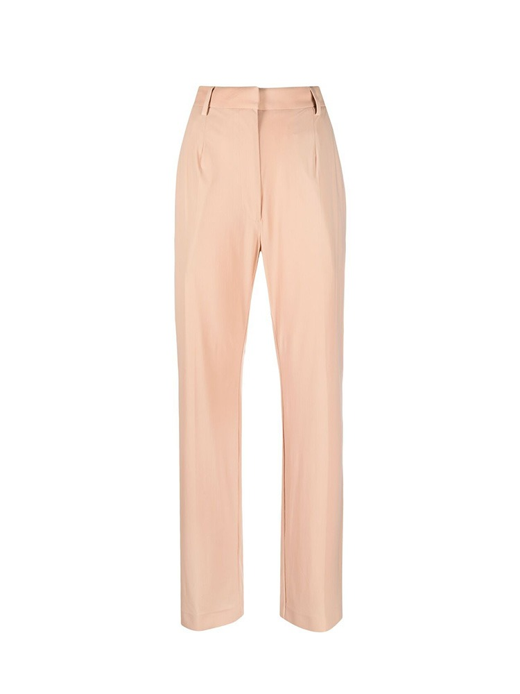 LIGHT WEIGHT TAILORED TROUSERS - 아데쿠베